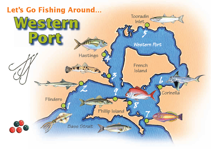 Go Fishing Western Port Vfa