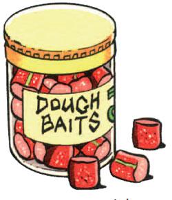 dough-baits