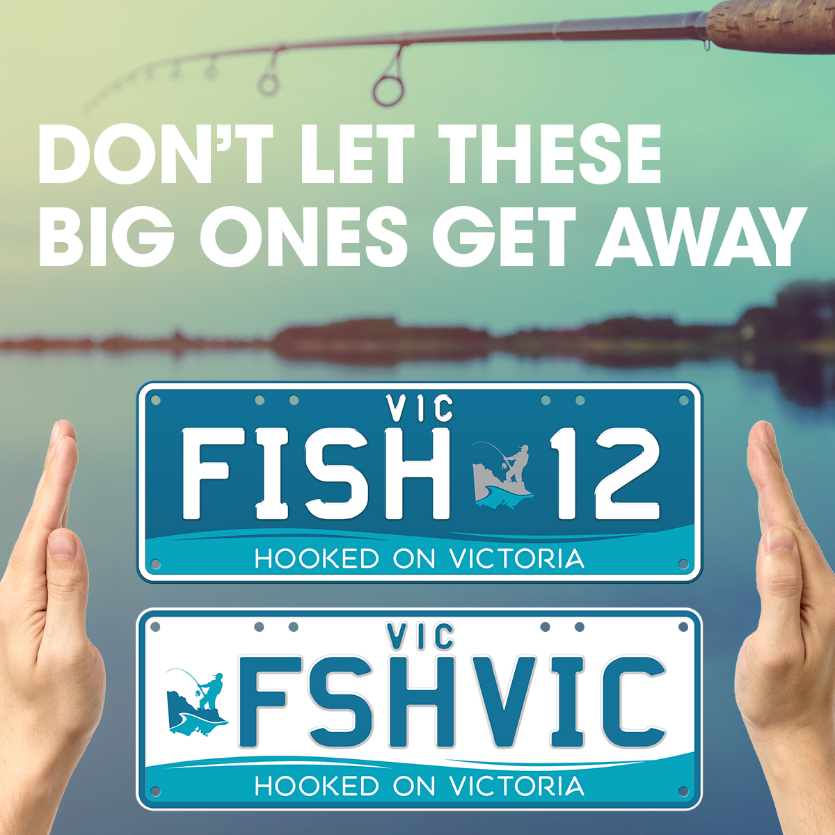 Victorians hooked on fishing with new custom plates - VFA
