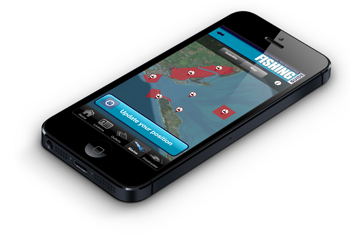 Recreational Fishing Application for Smartphones