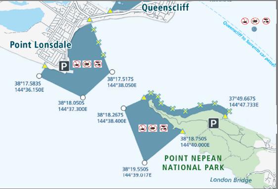 Port Phillip Heads