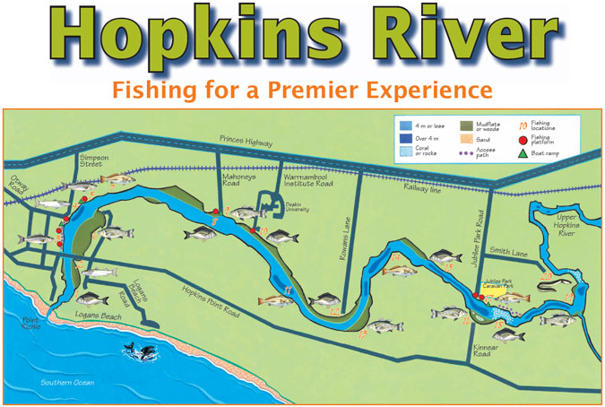 Hopkins River - Fishing for a Premier Experience