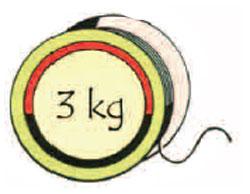 3 kg line