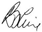 Robert Krix Signature