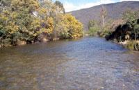 Wonnangatta River